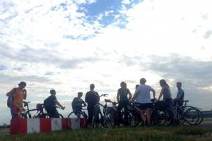 YogaCycling Fahrrad-Yoga
