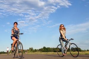 YogaCycling Fahrrad Yoga