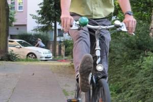 YogaCycling Fahrrad Yoga Stoßstange