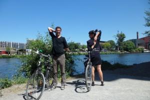 Fahrrad Yoga YogaCycling