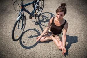 YogaCycling – Fahrradyoga